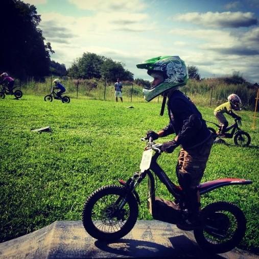 Stage moto trial enfant midi pyrenees